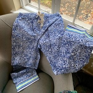 LOVE by Gap pajama bottoms size XS